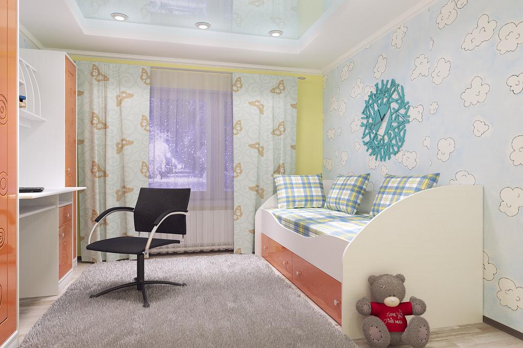 мебель для детских набор мебели для жилой детской комнаты канди